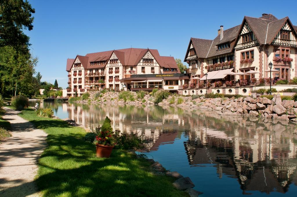 Coffret cadeau en grand est hotel spa restaurant domaine for Piscine ensisheim